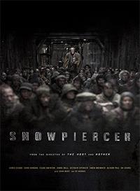 Snowpiercer, le Transperceneige Combo Blu-ray + DVD