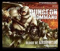 Donjons & Dragons : Dungeon command Blood of Gruumsh [2013]