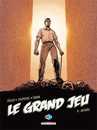 Le Grand Jeu : Antinéa [#6 - 2013]