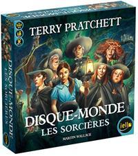 Les Annales du Disque-Monde : Les sorcières [2013]