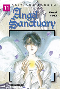 Angel Sanctuary [#11 - 2002]