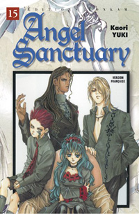 Angel Sanctuary #15 [2002]