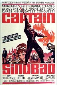 Capitaine Sinbad [1963]