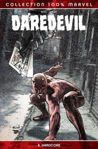 100% Marvel Daredevil : Hardcore [#8 - 2005]