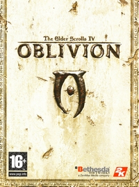 The Elder Scrolls IV : Oblivion : Oblivion - PS3