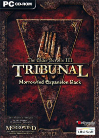 The Elder Scrolls : Morrowind : Tribunal [#3 - 2003]