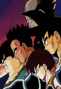 Dragon Ball : Baddack contre Freezer [1990]