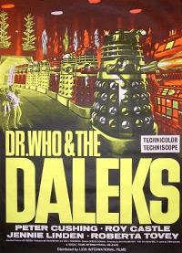 Doctor Who : Dr Who et les Daleks [1965]