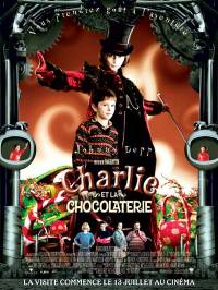 Charlie et la chocolaterie - HD-DVD