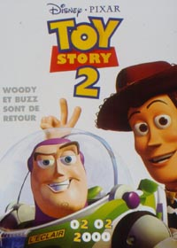Toy Story 2 [2000]