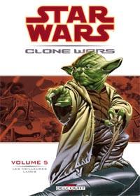 Star Wars Clone Wars : Les Meilleures Lames #5 [2005]