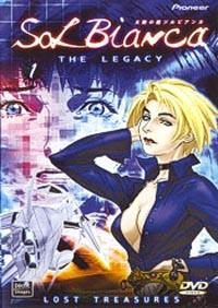 Sol Bianca : The Legacy [#1 - 2001]