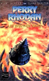 Perry Rhodan : Les Spectres verts [#184 - 2003]