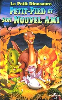 Le Petit dinosaure : Petit-Pied et son nouvel ami [#2]