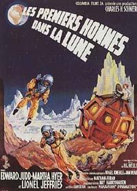 Les premiers hommes dans la lune [1964]