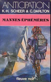 Perry Rhodan : Les Bioposis : Mannes éphémères #52