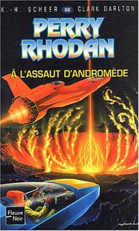 Perry Rhodan : Les Maîtres Insulaires : A l'assaut d'Andromède #88
