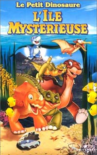 Le Petit dinosaure : L'île mystérieuse [#5]
