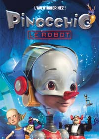 Pinocchio le robot [2005]