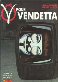 V pour vendetta : La Valse du Vice [#3 - 1989]