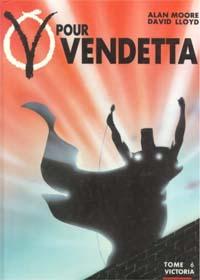 V pour vendetta : Victoria [#6 - 1990]