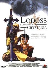 Les chroniques de la Guerre de Lodoss : La légende de Crystania [2004]