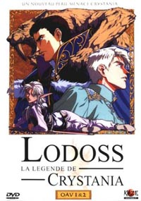 Les chroniques de la Guerre de Lodoss : La légende de Crystania : La grotte sacrée [#1 - 2004]
