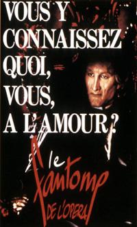 Le Fantôme de l'opéra [1990]