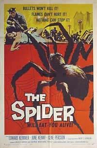 Earth vs the spider : L'Araignée-vampire [1958]
