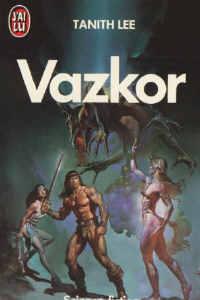 La Saga d'Uasti : Vazkor [#2 - 1984]