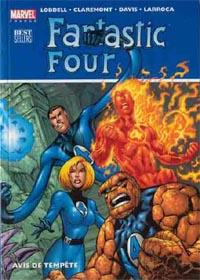 4 fantastiques : Avis de tempête [2004]