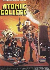 Atomic College #1 [1987]