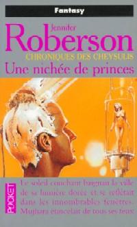 Les Chroniques des Cheysulis : Une Nichée de Princes [#5 - 1998]