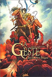 La Geste des Chevaliers Dragons : Jaïna #1 [2003]