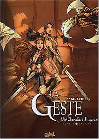 La Geste des Chevaliers Dragons : Akanah [#2 - 2003]