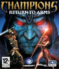 Champions of Norrath : Return to Arms - PS2