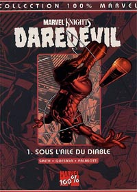 100% Marvel Daredevil : Sous l'Aile du Diable [#1 - 1999]