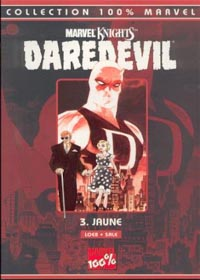 100% Marvel Daredevil : Jaune #3 [2002]