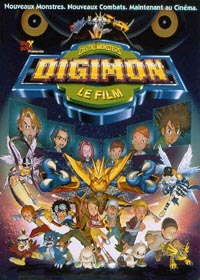 Digimon, le film [2001]