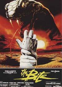 La Couleur tombée du ciel : The Curse : La Morsure [1988]