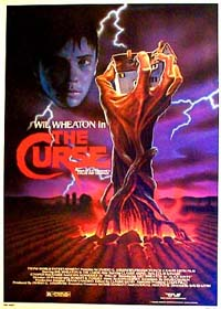 La Couleur tombée du ciel : The Curse : La malédiction céleste [1987]