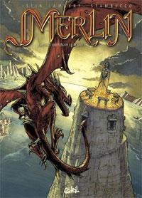 Légendes arthuriennes : Merlin : Brendann le Maudit [#5 - 2004]