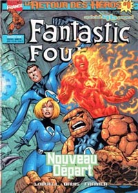 4 fantastiques : Retour des héros Fantastic Four [1999]