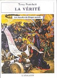 Les Annales du Disque-Monde : La Vérité #26 [2005]