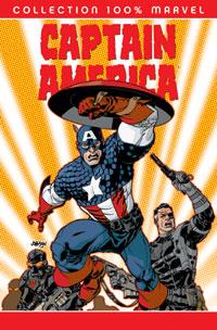 100 % Marvel : Captain America : Captain America 2 [2005]