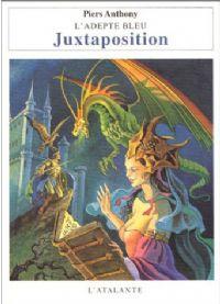 L'Adepte Bleu : Juxtaposition [#3 - 1999]