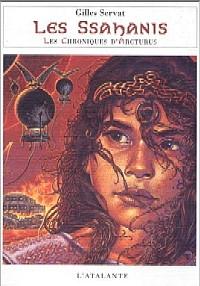 Les Chroniques d'Arcturus : Les Ssahanis [#4 - 2000]