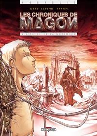 Les Chroniques de Magon : L'Antre de la Gorgone [#3 - 2005]