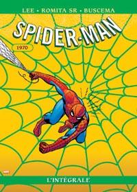 Spider-Man :L'Intégrale 1970 [#8 - 2005]