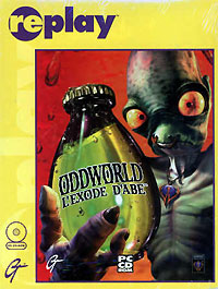 Oddworld : L'Exode d'Abe #2 [1998]